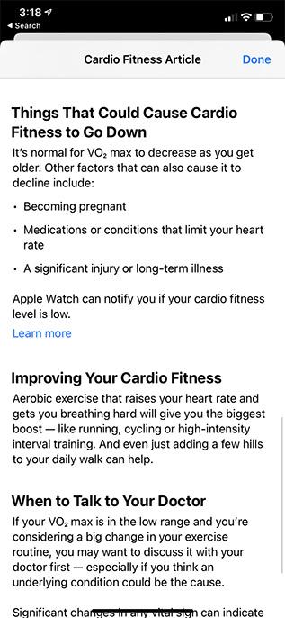 как улучшить кардио-фитнес