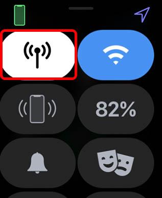 мобильные данные переключить часы