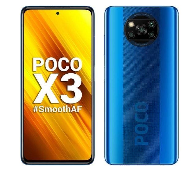 poco x3 - лучший бюджетный игровой телефон 2020 года