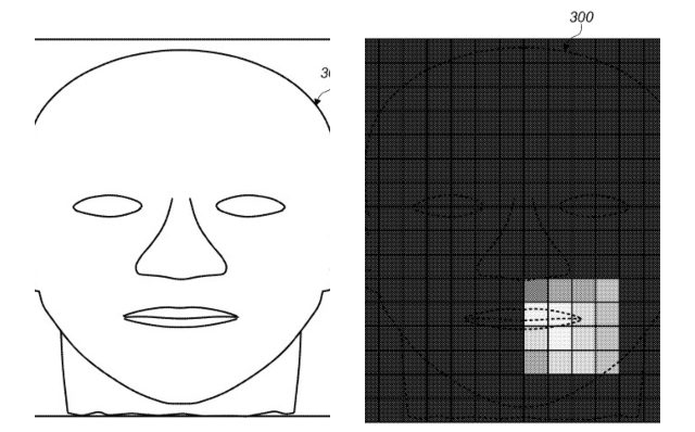 Apple developing heat mapping for faceid