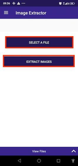Извлечение изображений из PDF-файлов на Android