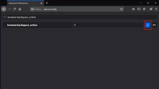 вернуть навигацию Firefox
