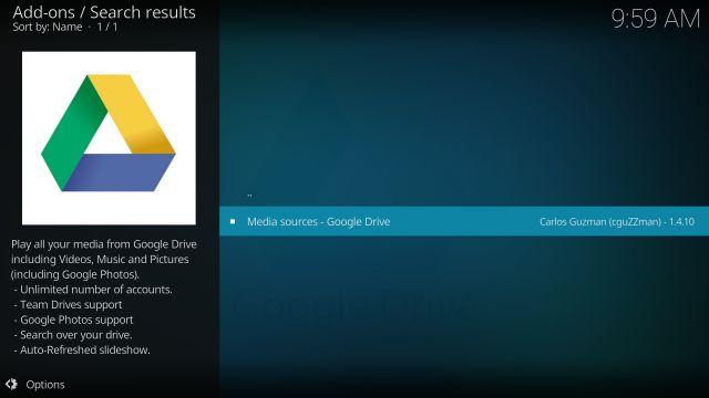 Используйте Google Диск на Fire TV Stick (2021 г.)