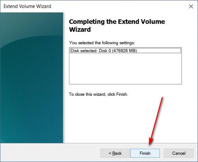 Fusionar varias particiones del disco duro en Windows 10
