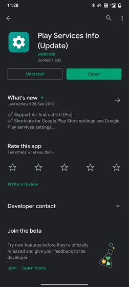 Solucionar el error de falla de verificación en Android 11 (2021)