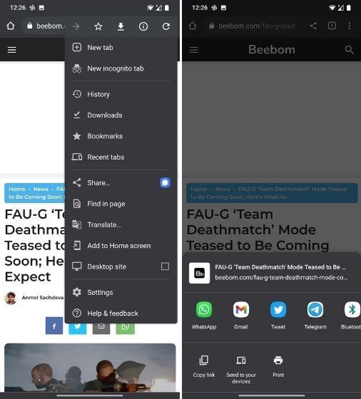 Imprima documentos desde un dispositivo Android con PaperCut Mobility Print