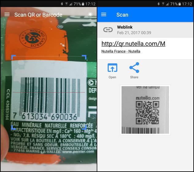 Сканер QR и штрих-кода от Gamma Play
