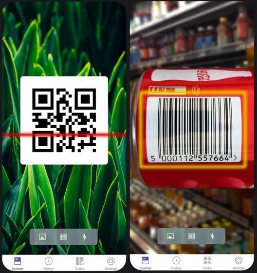 Считыватель QR-кода от Tinylab