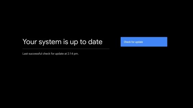 Данные Google TV могут быть повреждены? Вот исправление