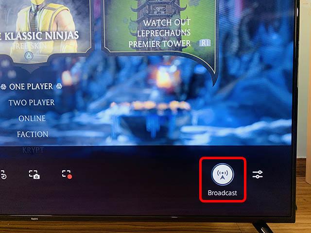 транслировать игры для PlayStation 5 на Twitch