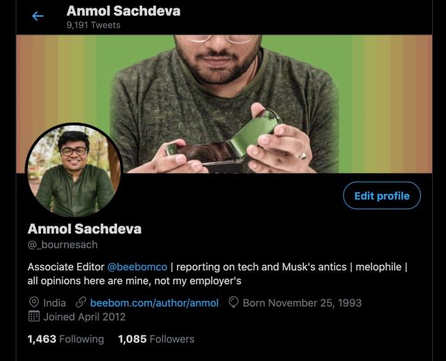 verificación de Twitter: un perfil completo es imprescindible: cómo obtener la marca azul en Twitter