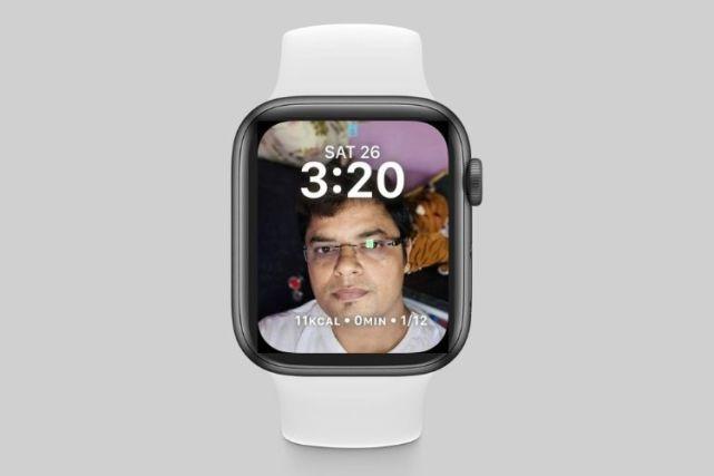 Cómo configurar Portraits Watch Face en watchOS 8 en Apple Watch