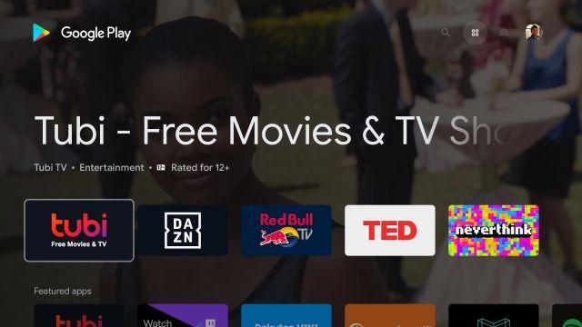 Cómo acceder a la Play Store completa en Google TV