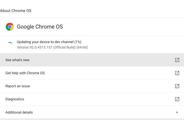 Actualización a Debian Bullseye en su Chromebook (2021)