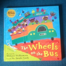 Wheels On the Bus Book Cover