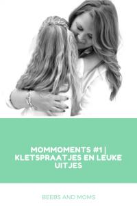 MomMoments #1 kletspraatjes en leuke uitjes.