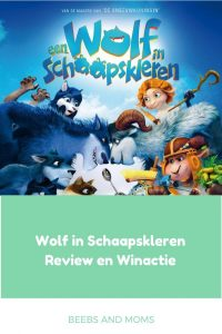 Wolf in Schaapskleren Review en Winactie