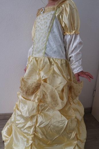 Belle Prinsessenjurk verkleedkleding voor meiden