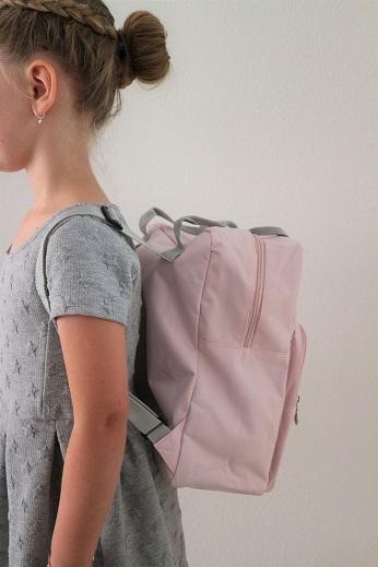 Classic gepersonaliseerde rugtas Bulbby voorbereiden op het nieuwe schooljaar Back 2 school