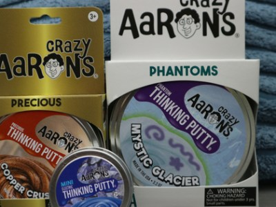 Crazy Aaron's Thinking Putty | Review