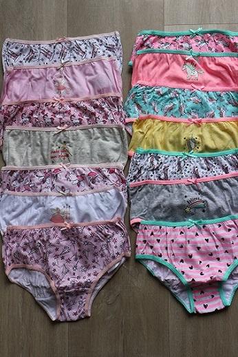 Shoplog Primark ondergoed meisjes