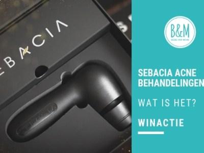 Sebacia Acne behandelingen | Winactie GESLOTEN