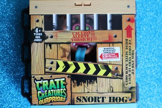 Snort Hog Crate Creatures Review