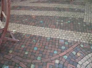 Mosaic map of Peckham