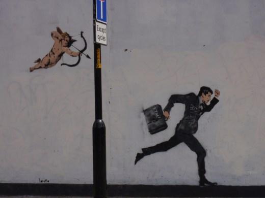 Street art Queens grove