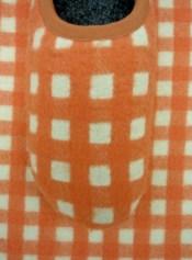 Camper Shoes prototype woolen fabric