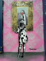 Dotmasters street art Camden