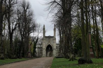 The Chapel Nunhead Cemetery