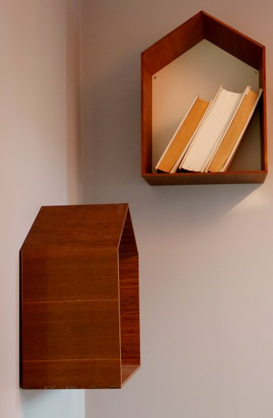 Bookshelves Ideal home Show 2016