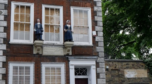 St Mary Rotherhithe free school