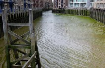 St Saviours Dock