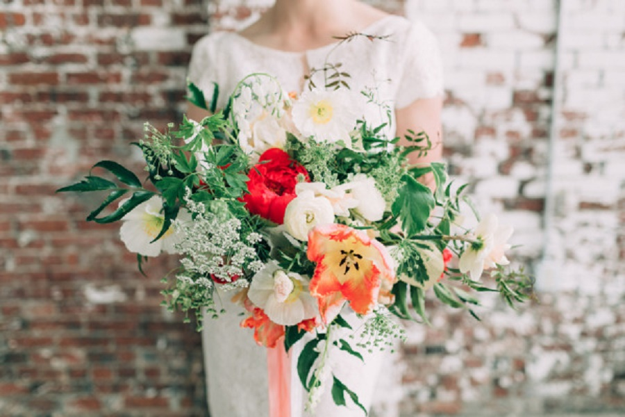 Watershed Floral_Emily Delamater_Maine Barn Wedding