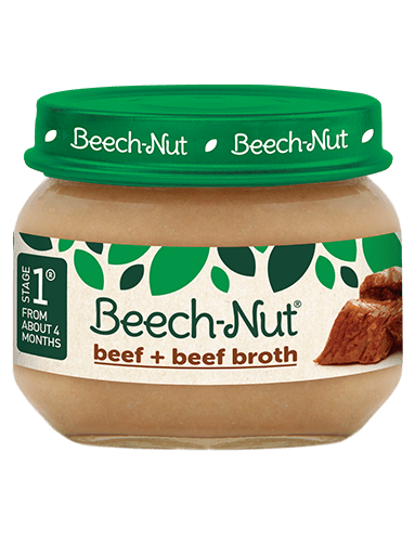 How Many Oz In A Jar Of Baby Food : Beech-Nut®, Broth, Stage