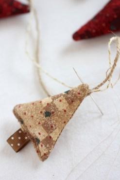 sewing garland