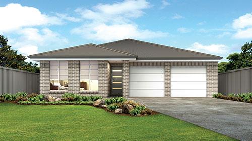 Single Storey Genesis Home Designs Beechwood Homes