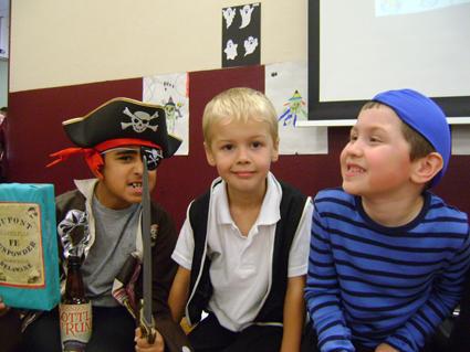 KS1 Pirates