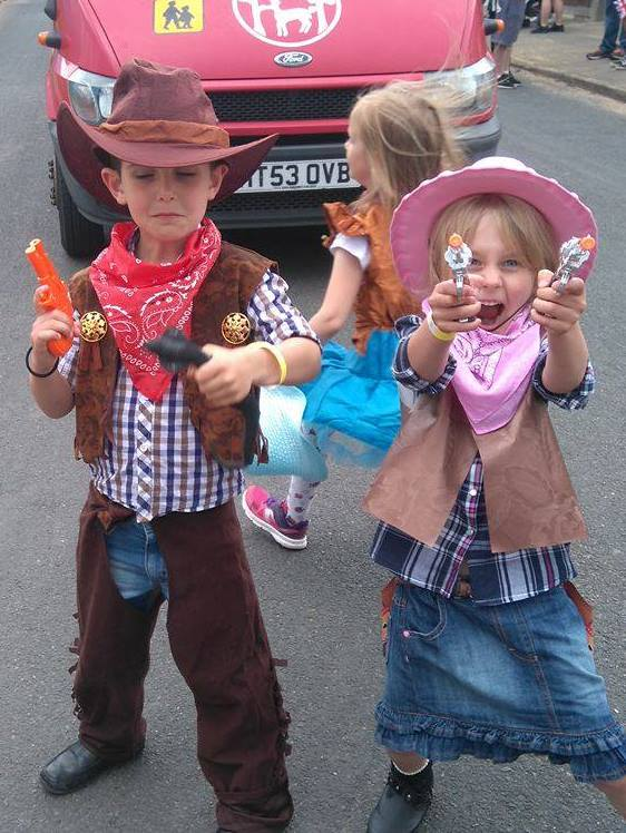 Woodley Carnival 2016