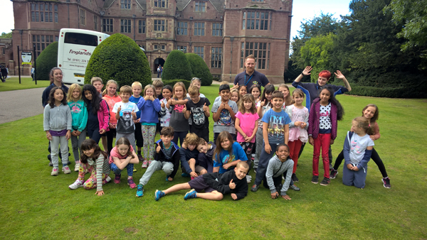 Condover Hall Residential