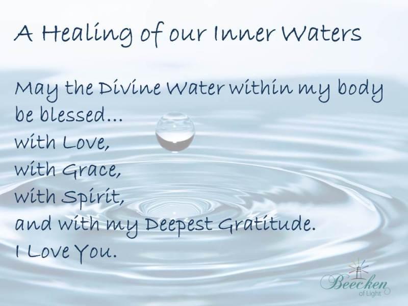 Inner Water Healing