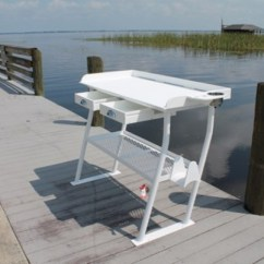 Fishing Chair Add Ons Kelsyus Beach Canopy 4-leg Rough Water Deluxe Fish Cleaning Station