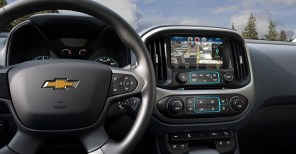 2015 Chevrolet Colorado Interior