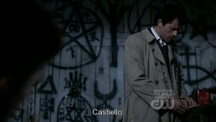 """Tên anh là """"Castiello"""", thường gọi là """"Castiel"""""""