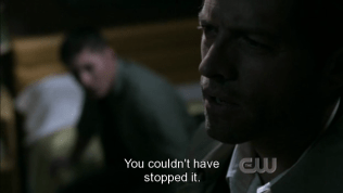 """""""Cậu vốn không thể ngăn việc đó lại."""""""