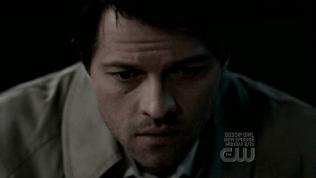 Cas thật sự không muốn Dean phải làm việc này.