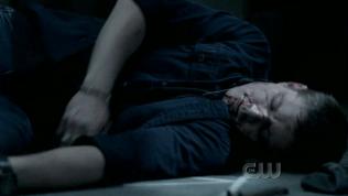 Dean vừa may thoát chết.