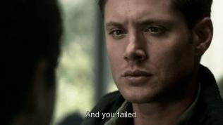 """""""Và cậu đã thất bại."""""""